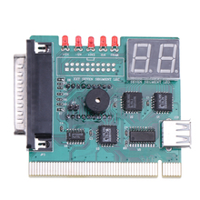 1pc New Arrival USB PCI PC Motherboard Diagnostic Analyzer POST Card with USB Cable for Notebook PC