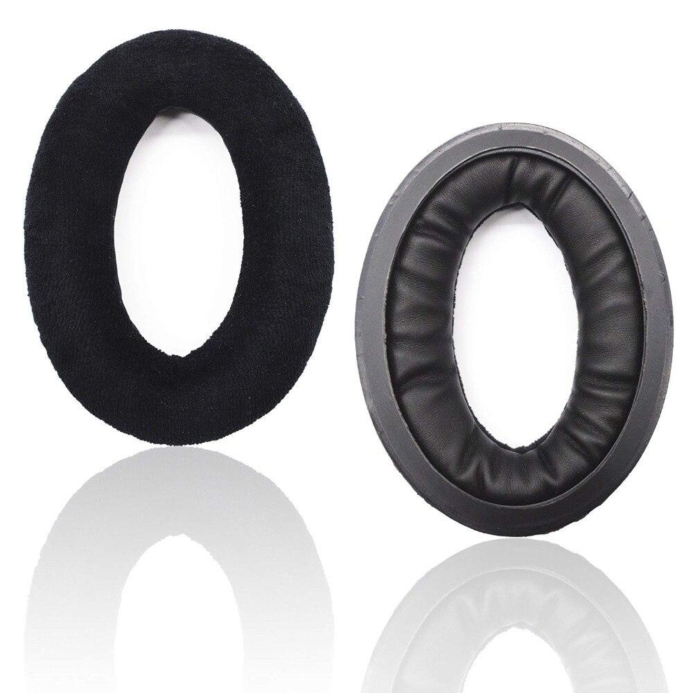 Reemplazar las almohadillas FORsennheiser HD515/HD518/HD555/HD/HD598/558 Cs auriculares ganso abajo espuma