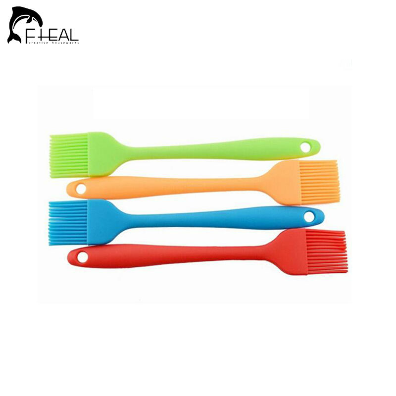 Fheal Grill Oil Brushes Tool Heat Resisting Silicone