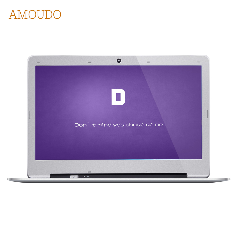 Amoudo 14 inch 8GB Ram+240GB SSD Windows 7/10 System 1920X1080P FHD Intel Pentium Quad Cores 2.41GHz Laptop Notebook Computer 2g ram 64g ssd 11 6 inch rotating and touching hd screen 2 in 1 windows 8 or 8 1 system laptop computer netbook for office