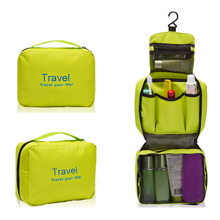 2017 Travel Set High Quality Waterproof Portable Man Toiletry Bag Women Cosmetic Organizer Pouch Hanging Wash Bags Multifunction