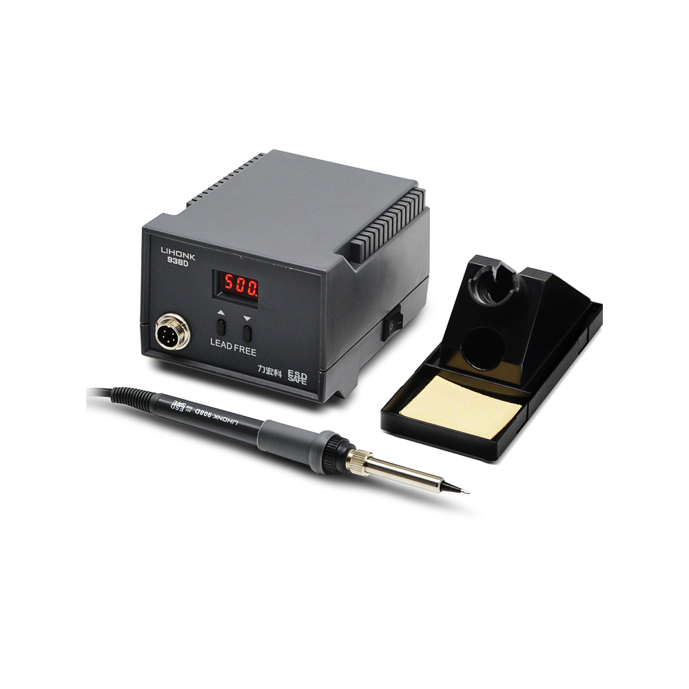 Thermostat electric welding pen Luo iron welding tools, 936 soldering station soldering iron set solder gun цена