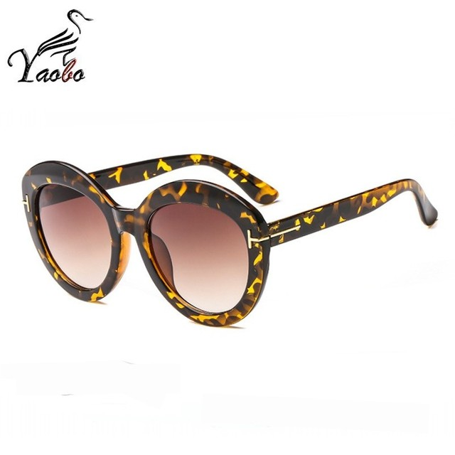 1d2808e1e00 Ladies Oversized Square Sunglasses New T Brand Black Sun Glasses Gradient  Lens Shades Female Men Brown