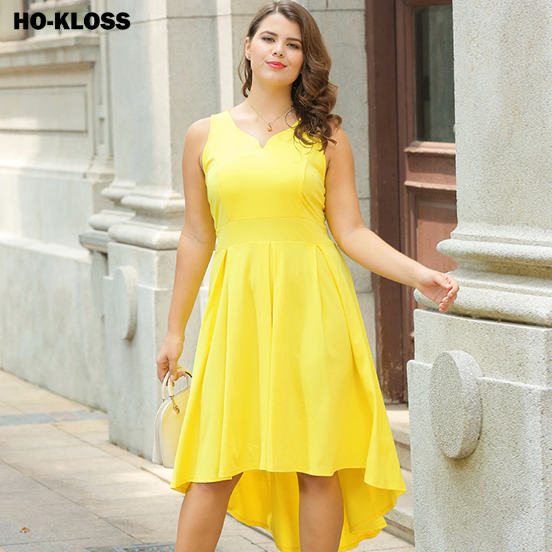 Sexy Light Yellow Summer Dresses for Women Plus Size Womens 1950s Retro Vintage Cap Sleeve Cocktail Party Swing Dress