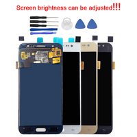 100 Tested Super AMOLED LCD For Samsung Galaxy J5 2015 J500 J500F J500FN J500H J500M LCD