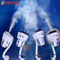 Atualizados 12 V Carro Umidificador Purificador de Ar Aroma Difusor difusor do óleo Essencial de Aromaterapia humidificador Da Névoa Criador Fogger