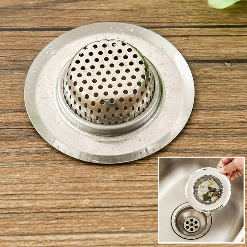 2Pcs Stainless Steel Sink Filter Bathtub Drain Plug Anti blocking Strainer  Every Other Residue Bathroom. Popular Bathtub Clean Buy Cheap Bathtub Clean lots from China