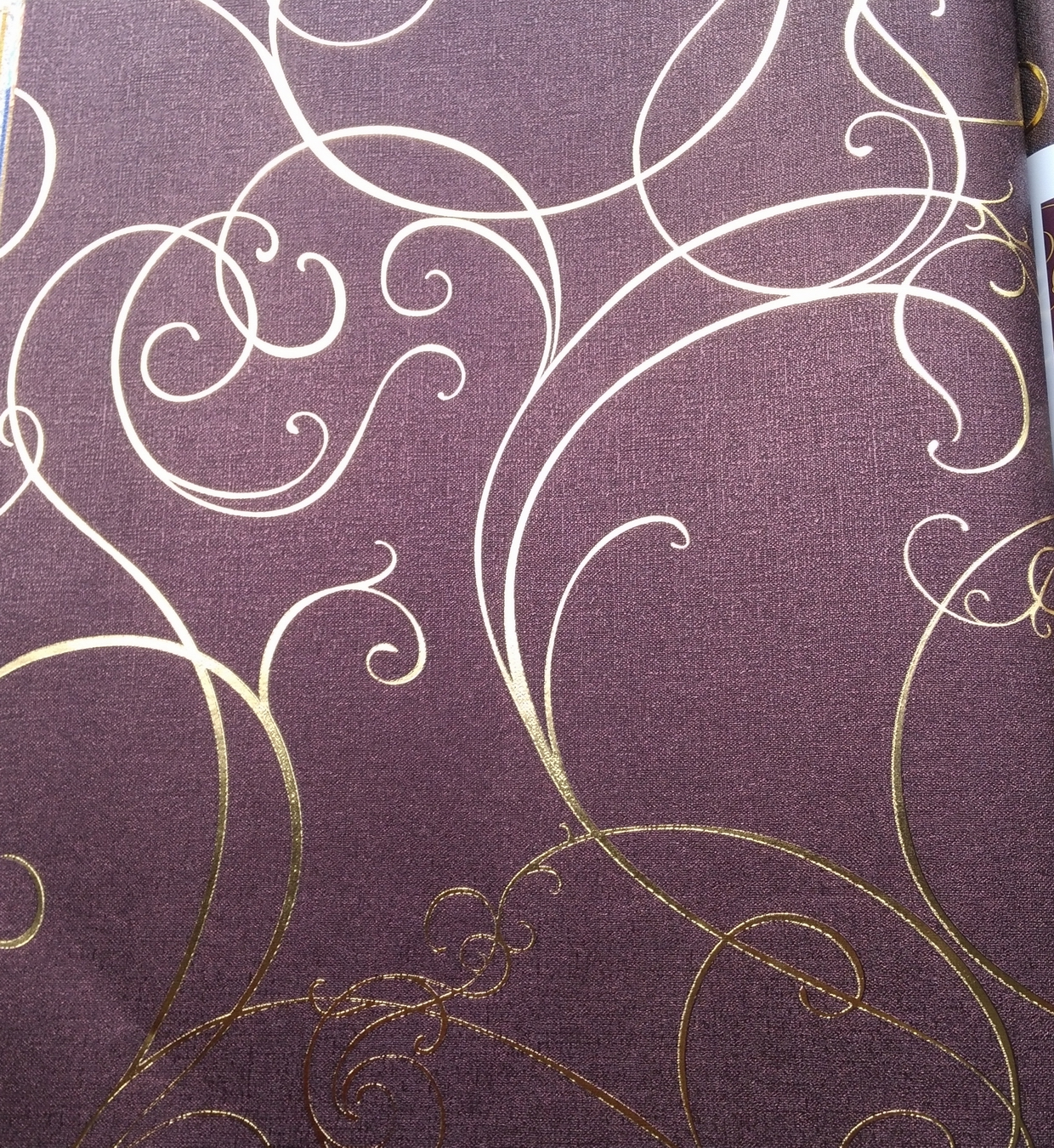 achetez en gros pas cher moderne papier peint en ligne. Black Bedroom Furniture Sets. Home Design Ideas
