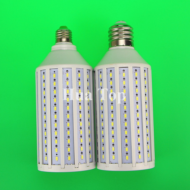 Lampada 55W LED Lamp 5730 5630 SMD E27 E4 B22 AC 85-265V Warm Cold White Corn Bulb Pendant Lighting Chandelier Ceiling Light led lamp corn bulb spotlight smd 5730 lampada led e27 high power 220v 240v lamparas 24 36 48 56 69 72 96 leds warm cold white