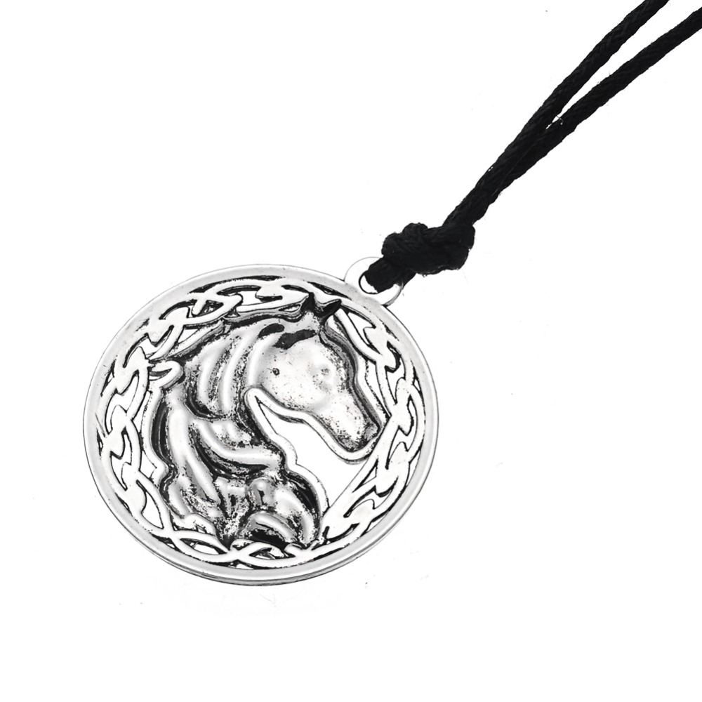 green dark jewelry horse products the glow in com jewellery shoplifo necklace
