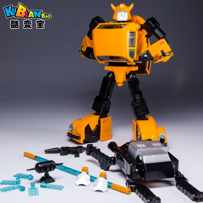 цена на IN Stock G1 Mp21 Transformation Alloy Metal KBB MP-21 Action Figure Oversize KO TF Collection Oversize Robot Toys