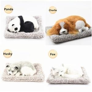 Car Ornament Cute Panda Fox Hu