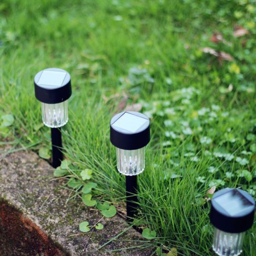 Lights & Lighting 4 Led 4w Solar Light Underground Light Waterproof Energy Saving Lamp Pathways Yard Garden Light Lawn Road Lights Latest Fashion Solar Lamps