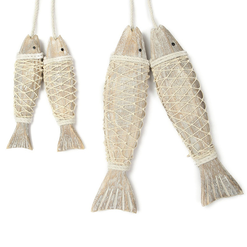 Handmade Wooden Fish For Home Decor In China The Fish Meaning More