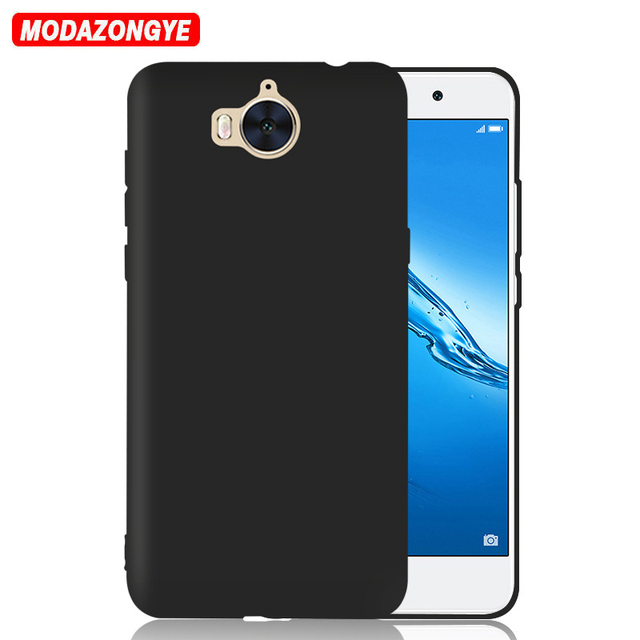 sports shoes 866d8 79f2f US $3.19 20% OFF|Huawei Y6 2017 Case Silicone Matte TPU Cover Phone Case  For Huawei Y6 2017 MYA L22 MYA L03 MYA L23 MYA L02 Case Soft Back Cover-in  ...