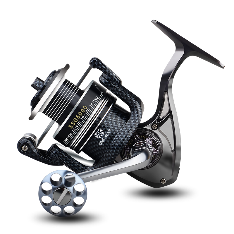 TAIHOSMGS new high speed Fishing reel rotating ball bearing 2000-7000 waterproof series Metal spool fishing wheel TAIHOSMGS new high speed Fishing reel rotating ball bearing 2000-7000 waterproof series Metal spool fishing wheel