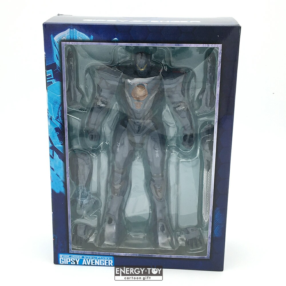 Image 2 - Cartoon Pacific Rim Uprising Gipsy Aevenger PVC action figure doll model toy-in Action & Toy Figures from Toys & Hobbies