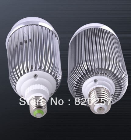 free shipping E40 12W 15W led ball bulb AC100-240V, 15*W high power led lamp