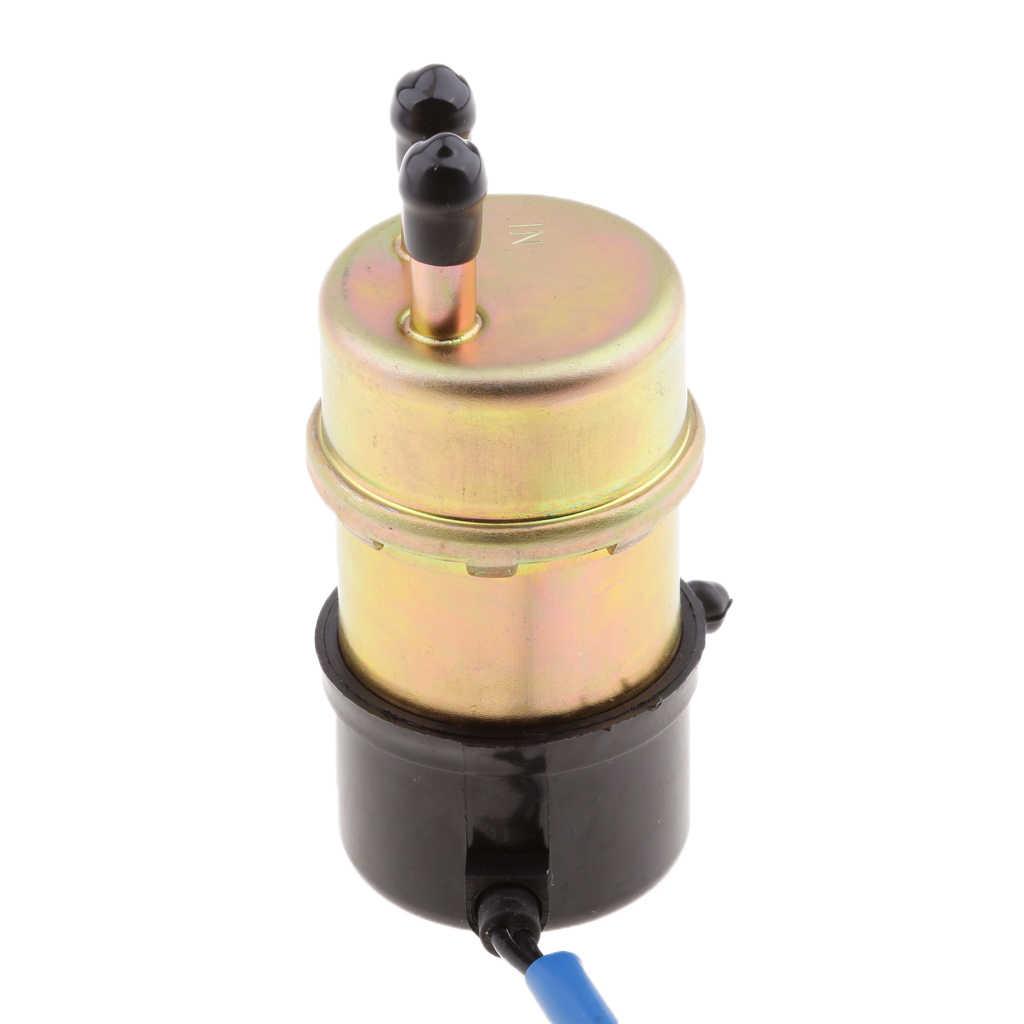 가와사키 닌자 zx6r 용 12 v 8mm 연료 펌프 1995 1996 1997 1998 1999 2000 2002 고급 품질 매우 내구성
