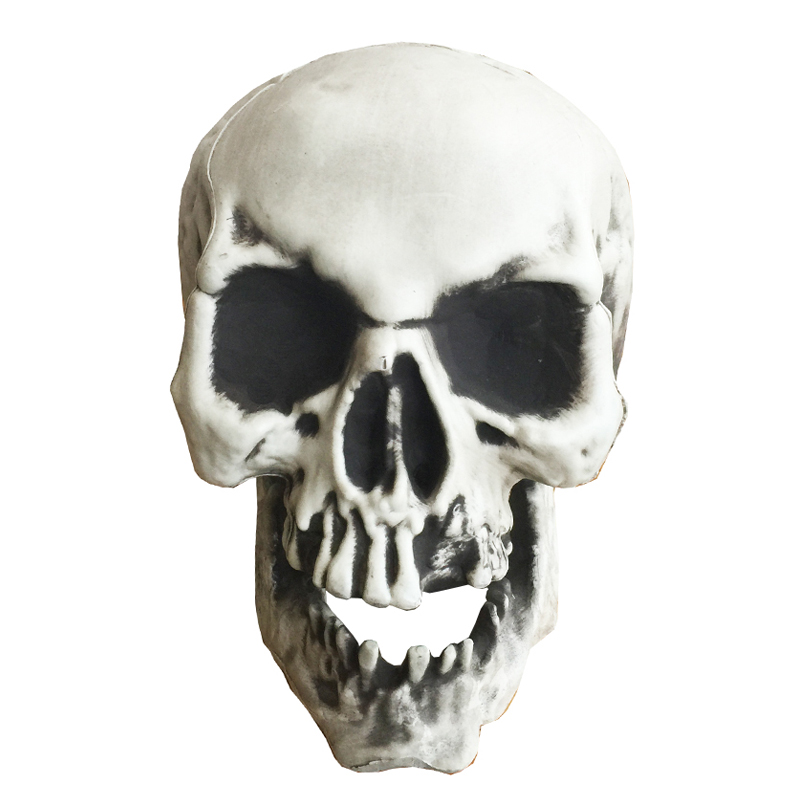 Хеллоуїн сломанной зубів череп 100% - Святкові та вечірні предмети