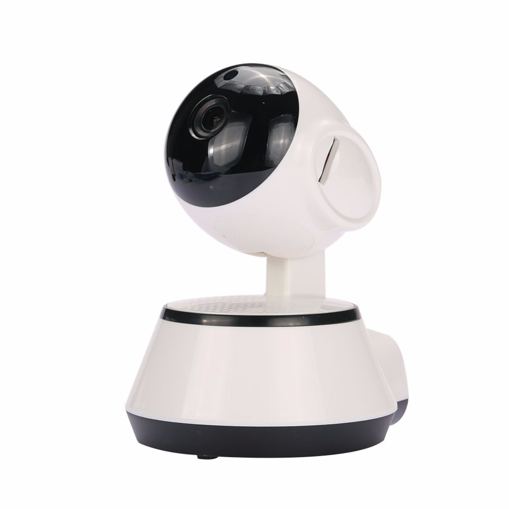 Baby Monitor Intercom Night Vision Baby Camera 720P Wifi Video Nanny Video Surveillance Support 64Gb Tf Card Security Webcam