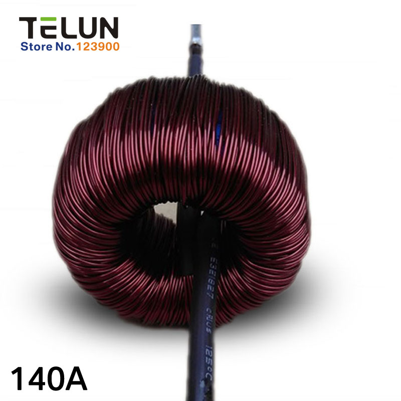 Free shipping 1pcs 47UH 140A current pure sine inverter dedicated power inductor sendust