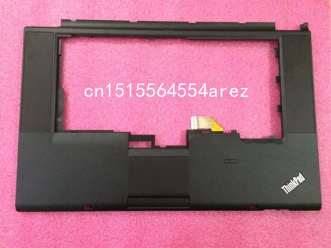 New laptop Lenovo ThinkPad T520 T520I W520 Touchpad CS Palmrest cover/The keyboard cover 04X3735 new oirginal for lenovo thinkpad t520 t520i w520 palmrest keyboard bezel 04w1365 04w1366 04x3735