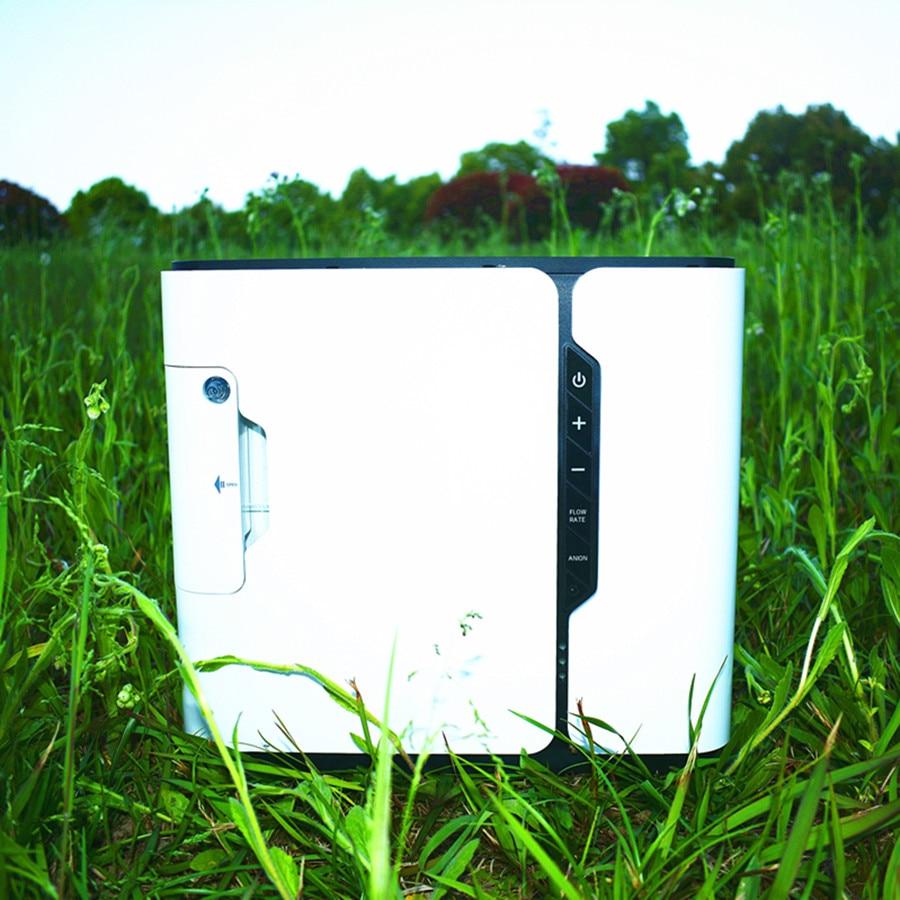 Yuwell концентратор кислорода портативный YU300 вентилятор сна концентратор кислорода генератор медицинское оборудование высокая концентраци