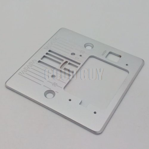 SINGER SEWING MACHINE NEEDLE PLATE Q40D40 GREAT QUALITY Gorgeous Singer 5554 Heavy Duty Sewing Machine