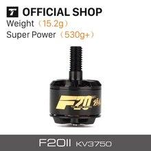 T-Motor 1408 F20II KV3750 4Pcs/Set 2-4S Max Thrust Improved 55% For FPV Racing Drones