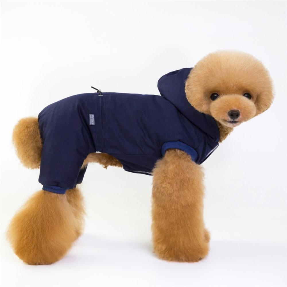 Cálido abrigo para cachorros y perros pequeños 5