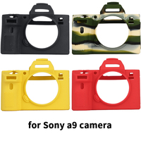 qeento Lightweight Camera Bag Case Protective Cover for Mirrorless Digital camera sony a9