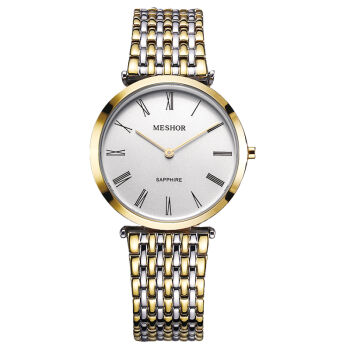 (MESHOR) business casual men's stainless steel watch MS.5006M.26.169 цена и фото