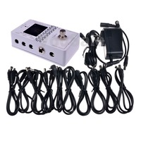 CP 09 Tuner Power CP09 Tuner Power 2 In 1 Power Supply No Noise Effect Pedal