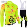 Bxio 2016 Cycling Jerseys Woman MTB Wear Jerseys Bike Cycling Clothing Long Sleeve Bicycle Wear