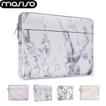 цена на MOSISO Notebook Sleeve Bag for Macbook xiaomi Dell HP Asus Acer Lenovo Surface Laptop Air Pro 11 13 13.3 14 15 inch Cover Case