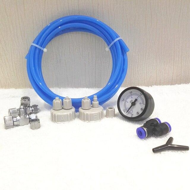 aquarium co2 diy dual output generator bottle cap gauge ragulator