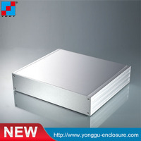 270*56 235 mm high quality aluminum enclosure electronics box aluminum case enclosure for pcb junction housing