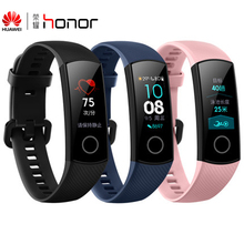 In Stock Original Huawei Honor Band 4 Standard Version Smart Wristband Color Screen Touch Pad Heart Rate Sleep Snap Monitor