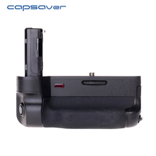 capsaver Vertical Battery Grip Holder for SONY A7 II A7RII A7S II Digicam Substitute for VG-C2EM Multi-power Battery Handgrip