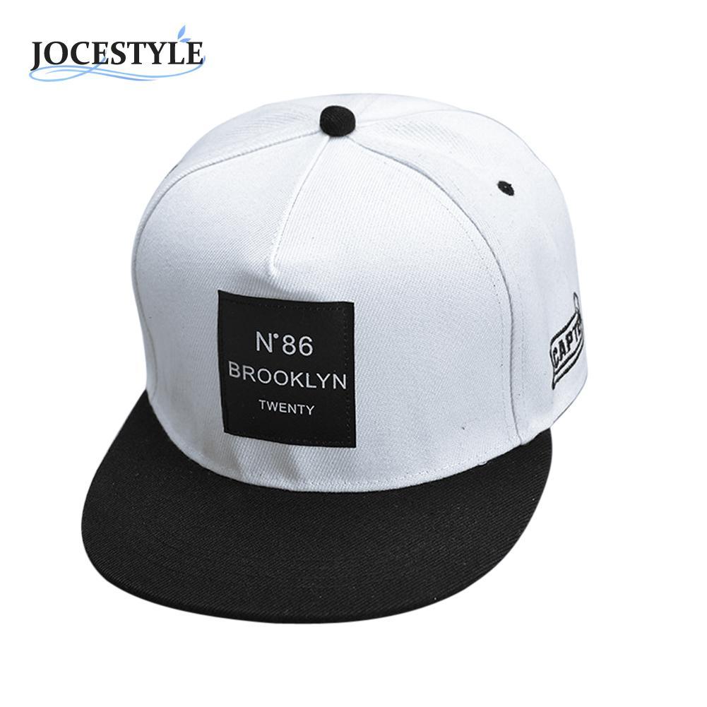 2017 Fashion Baseball Cap Men Women Bboy Hip Hop Adjustable Baseball Snapback Hat Unisex Outdoor Cap