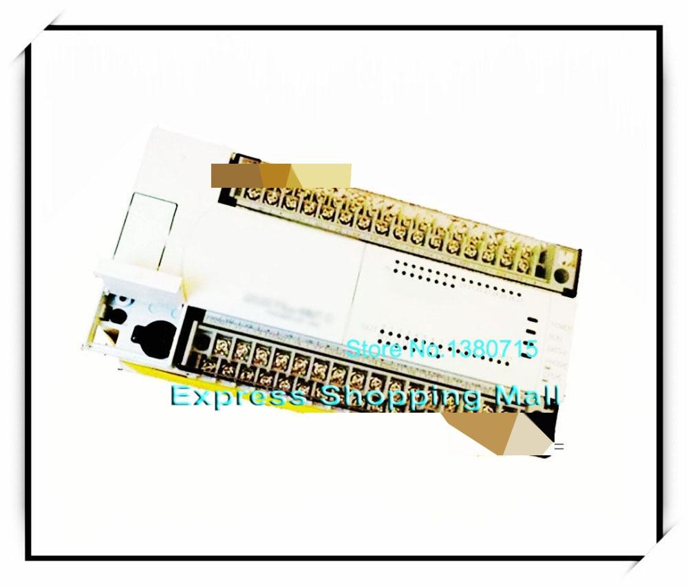 NEW FX2N-48MT-D PLC Main Unit DI 24 DO 24 Transistor DC 24V new fx3uc 16mt d plc main unit di 8 do 8 transistor 24v dc