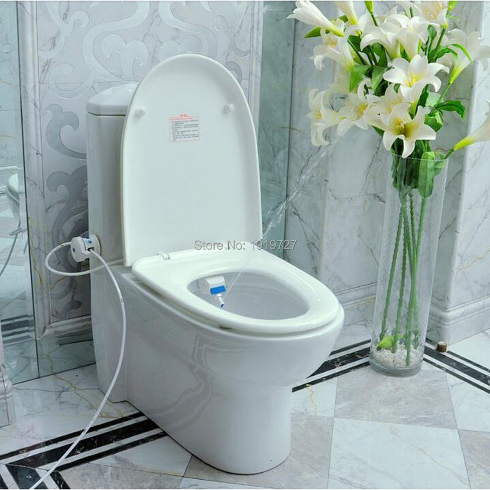 New Arrival Patent Design Luxurious Hygienic Eco-friendly And Easy To Install High Tech Toilet Seat Portable Sanitary Wall Bidet toilet seat