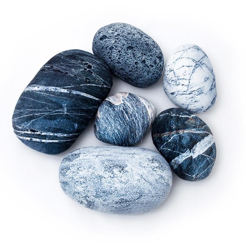 6pcs pedra multifuncional travesseiro almofada do sofa 04