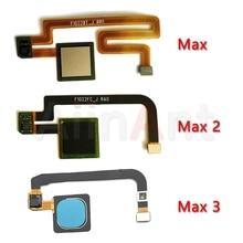 Aiinant Original Back Home Button Fingerprint Sensor Flex Ca
