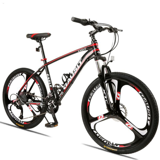 Mountain Bike Aluminum Alloy Frame 26 Inches 24 Speed