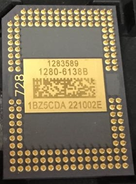 100% New original DMD chip 1280-6038B 1280-6039B 1280-6338B 1280-6138B 1280-6139B 1280-6239B 1280-6238B 1280-6339B 1280-6439B free shipping second hand 1280 6038b 1280 6039b dmd chip for is500 mw512 in3116 w600 with 1 month