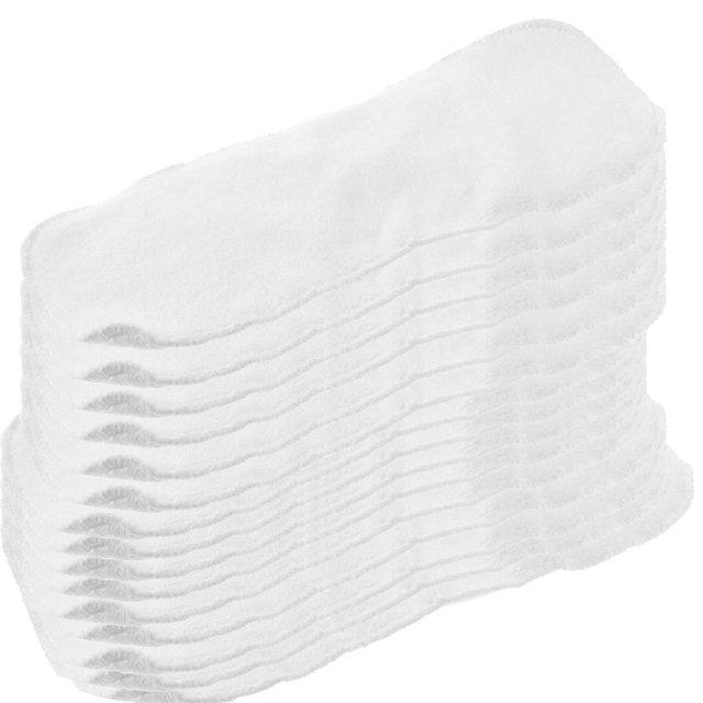 New5/10/15 pcs Coton Réutilisable Infant chiffon couche couche Liners Insérer