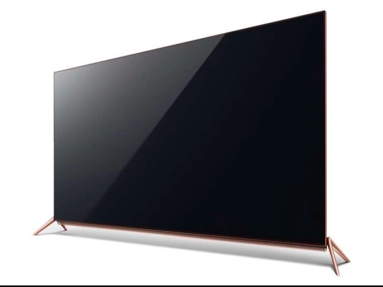 Tüketici Elektroniği'ten Akıllı TV'de Android televizyon ince düz 65 70 75 85 inç çin akıllı Android LCD LED TV title=