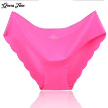 Special Offer New seamless Ruffles Ultra-thin Comfort No trace Women Underwear seamless Panties low-Rise Briefs Hot sale